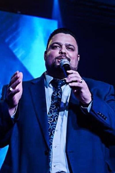 Pastor Eric Merino