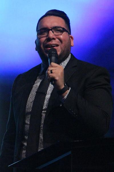 Pastor Izzy Vasquez